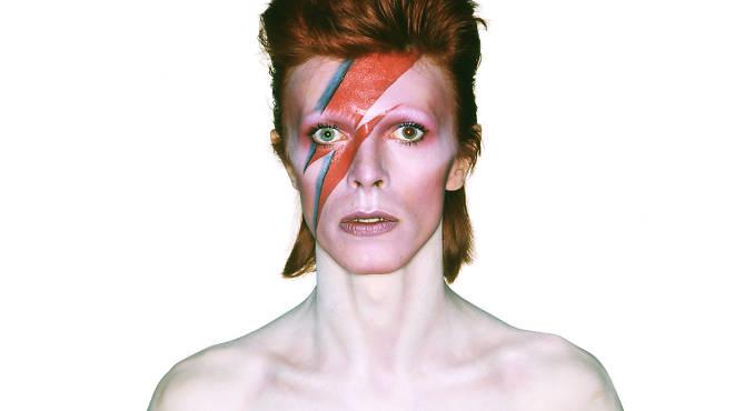 David Bowie à Paris