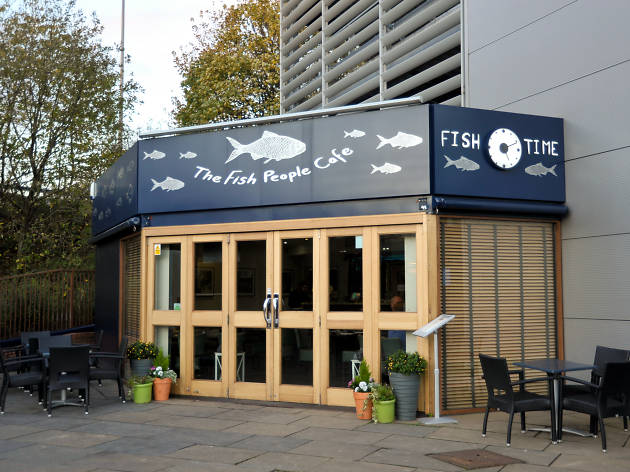 The Fish People Cafe