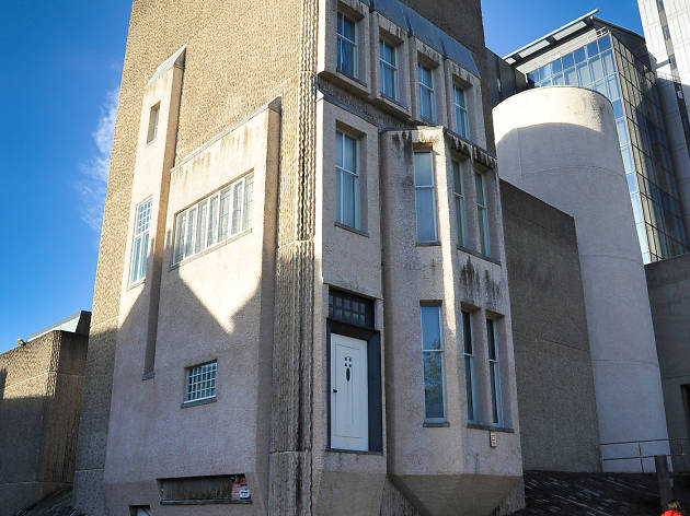 The Mackintosh House