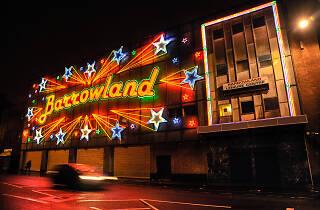 The Barrowland Ballroom