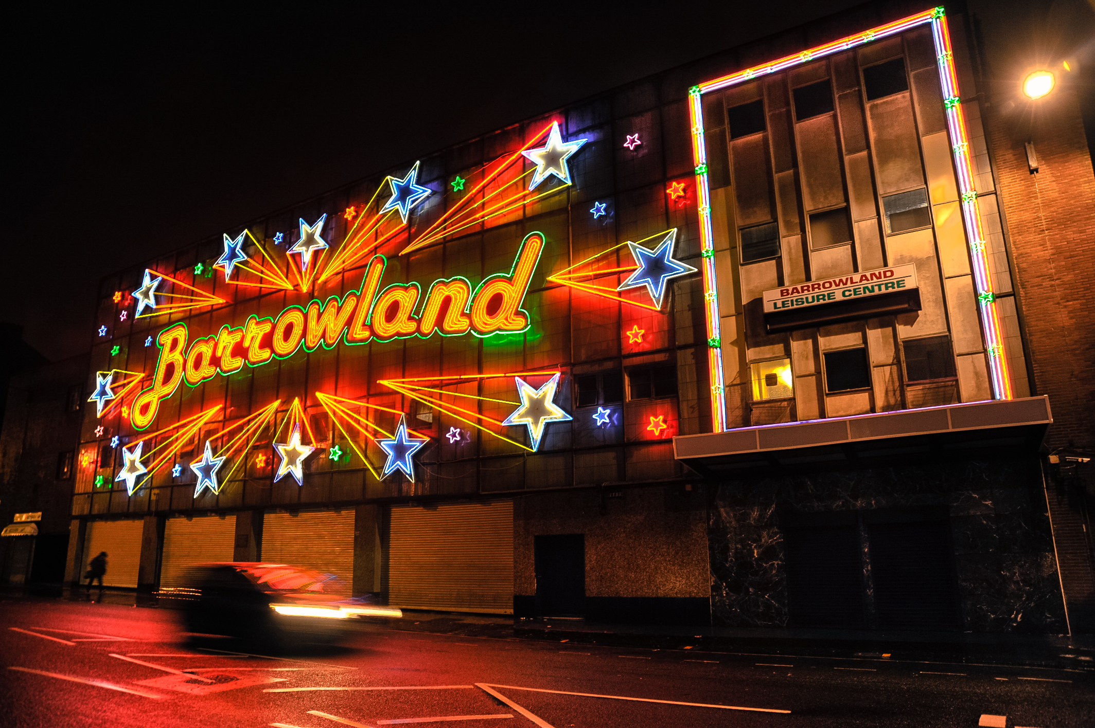 The Barrowland Ballroom