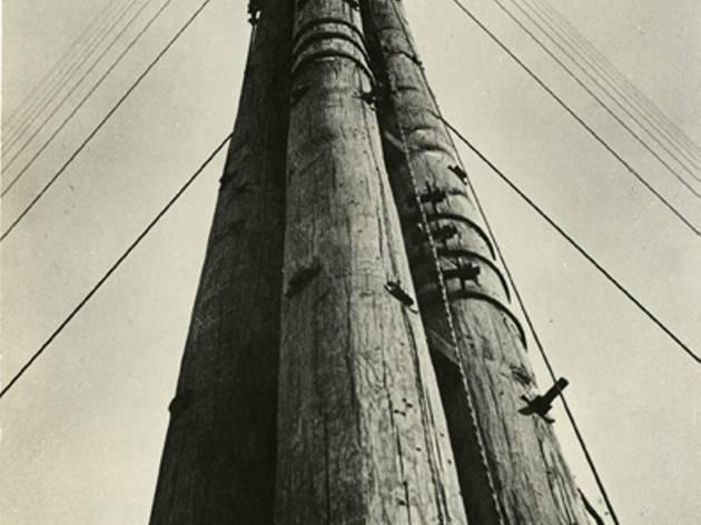 Alexander Rodchenko ('Radio Station Tower', 1929)