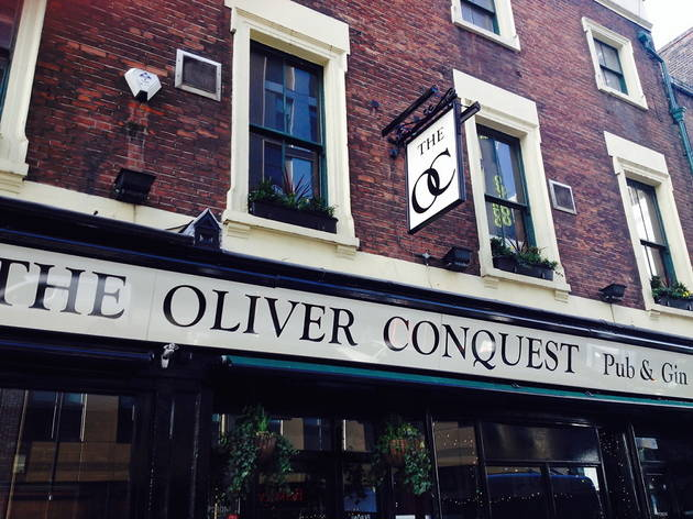 The Oliver Conquest