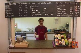 Downhills Park Café