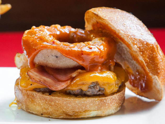 We Love Burgers (Foto: Alejandra Carbajal)