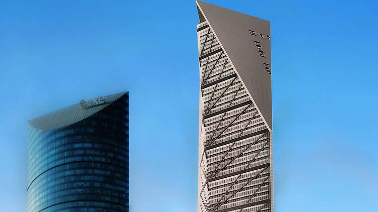 Torre Reforma (Foto: Cortesía Torre Reforma)