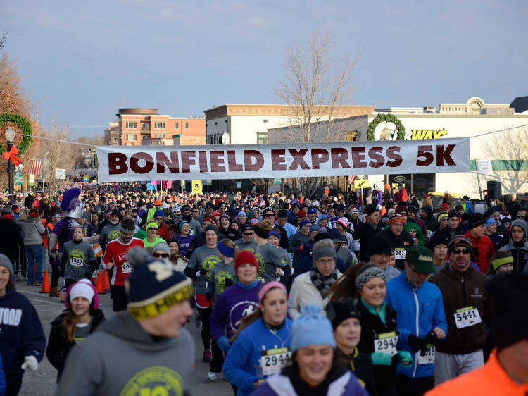 Bonfield Express 5K
