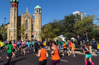 Old St. Pat's Turkey Trot