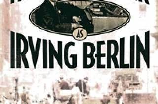 Hershey Felder as Irving Berlin