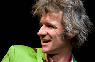 Dan Zanes, formerly of the Del Fuegos, now an all-ages solo artist, in concert.