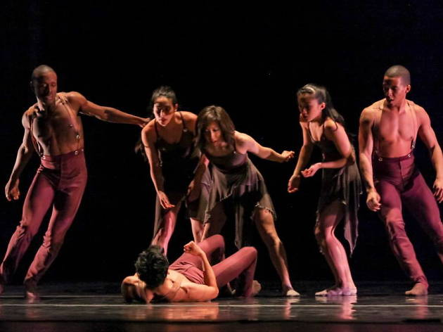 Harris Theater Exelon Family Series: DanceWorks Chicago
