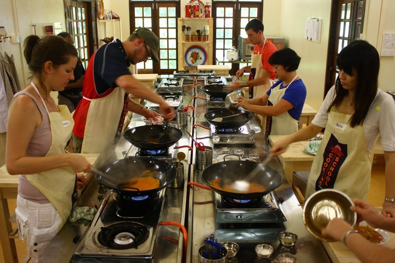 Cooking classes in Penang