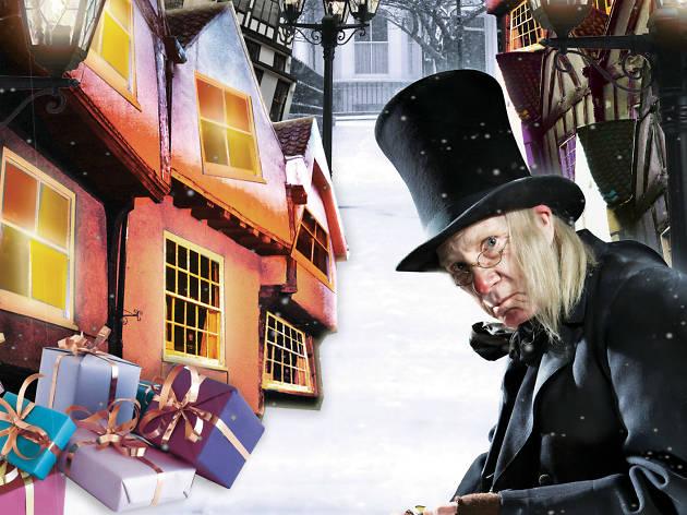 A Christmas Carol, Theatre, Glasgow