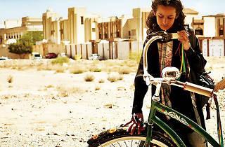 La bicicleta verda