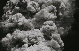 Toshio Fukada (The Mushroom Cloud - Less than twenty minutes after the explosion (1) 1945 )
