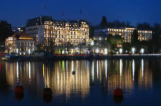 Beau-Rivage Palace hotel Lausanne