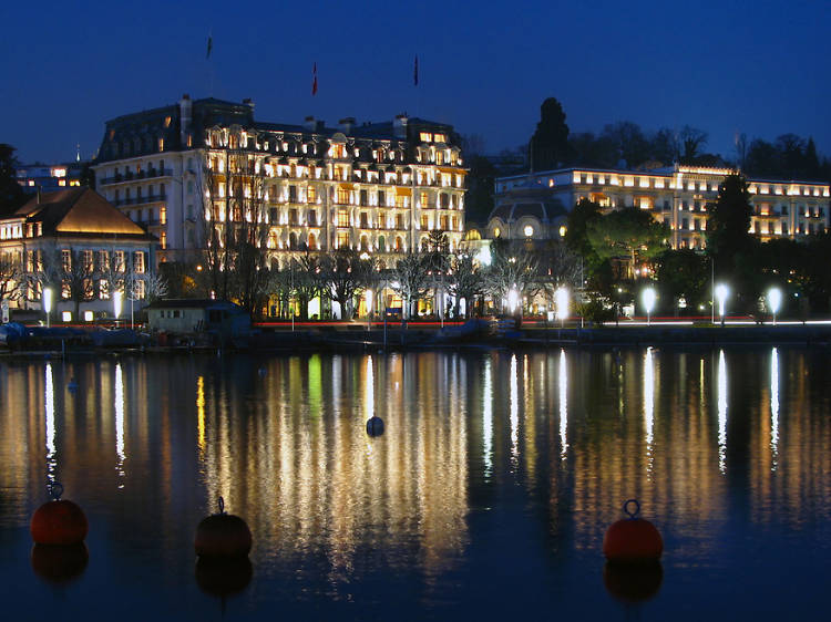 Recommended Lausanne hotels