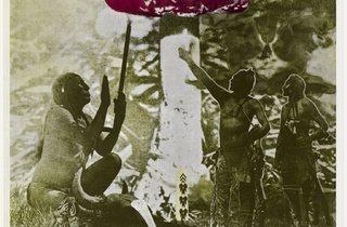 Sigmar Polke ('Mu nieltnam netorruprup', 1975 )