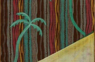 Sigmar Polke ('The Palm Painting (Das Palmenbild)', 1964  )