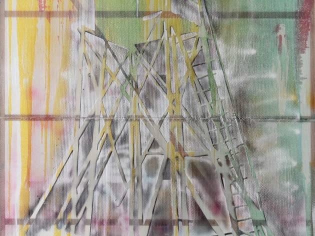 Sigmar Polke ('Watchtower (Hochsitz)', 1984 )