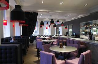 Restaurant at Blythswood Square, Restaurants, Glasgow