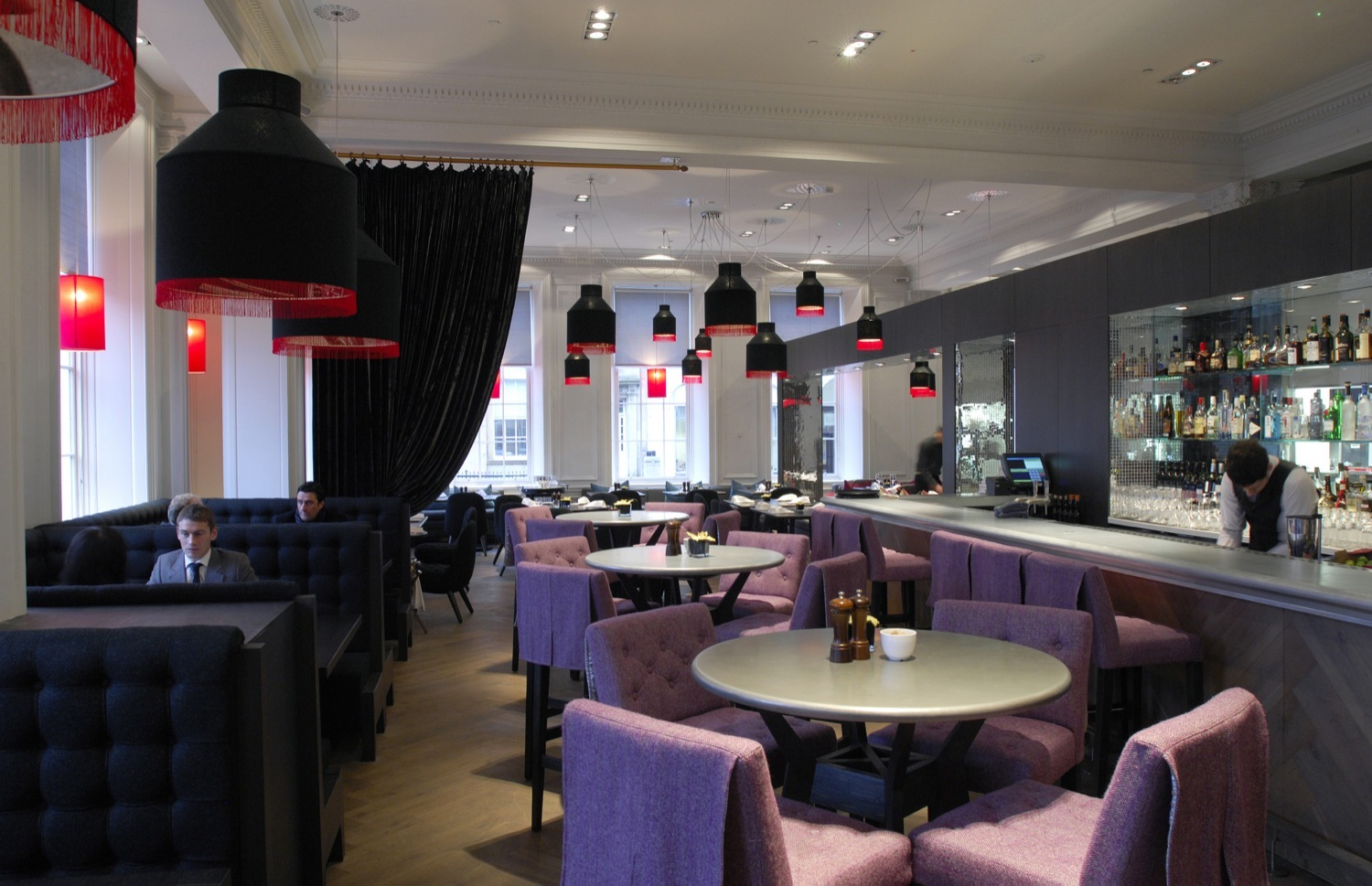 Glasgow restaurants the ultimate guide to dining in for Design hotel glasgow
