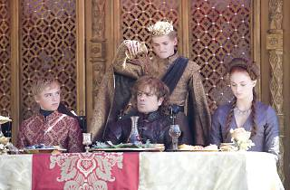 Winter is coming, so eat like a king at a Game of Thrones banquet