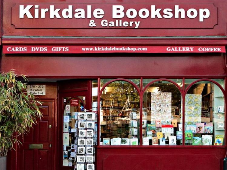 Kirkdale Bookshop
