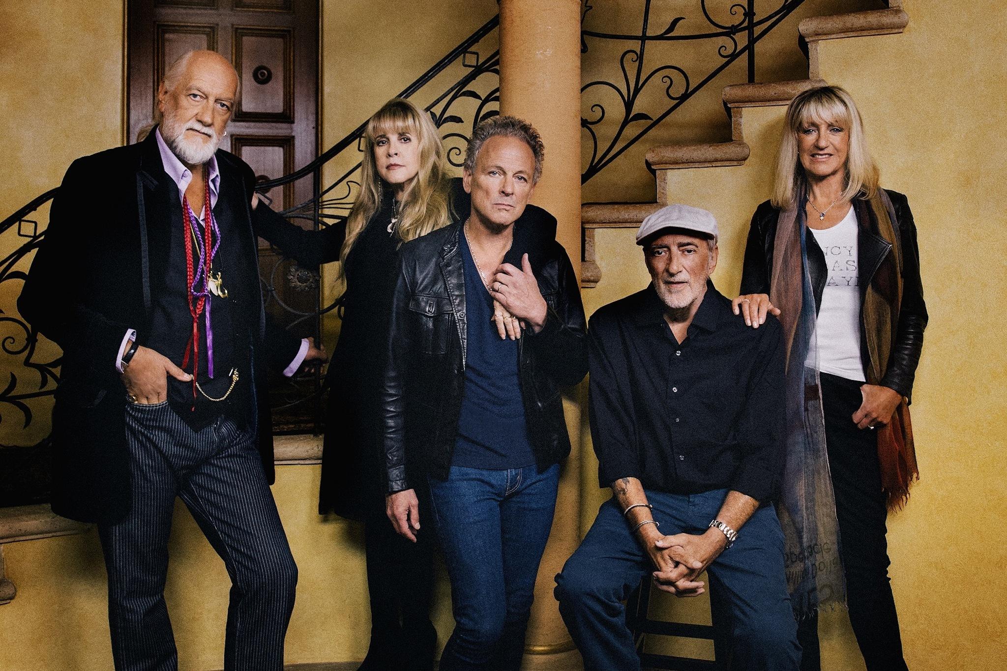 Fleetwood Mac, 2015