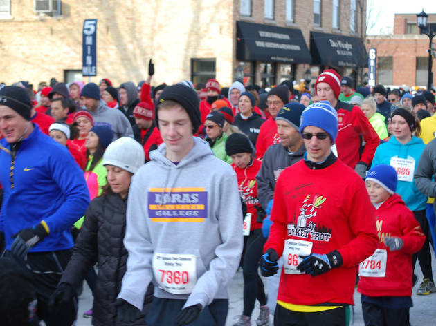 Dan Gibbons Turkey Trot