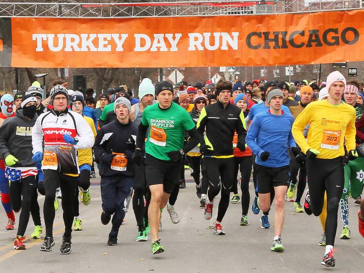 Turkey Day Run
