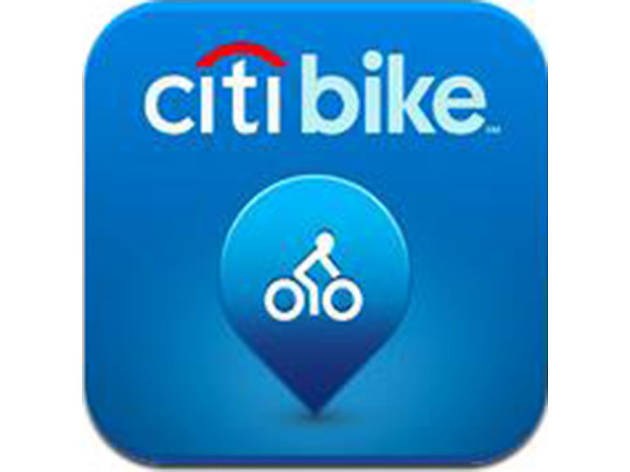 CitiBike app
