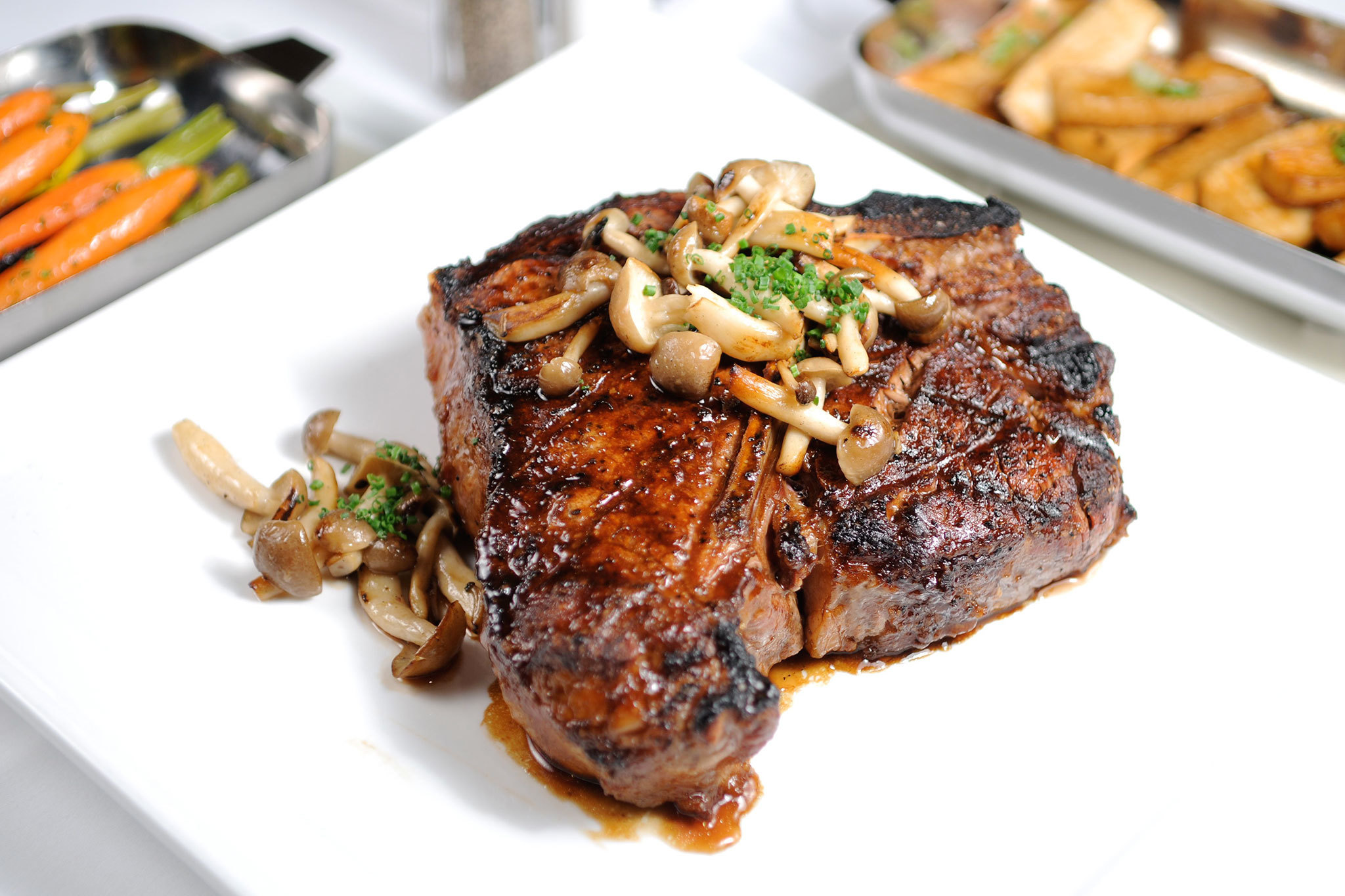 Charlie Palmer Steak | Restaurants in The Strip, Las Vegas