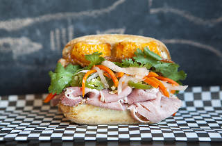 Banh mi at Sack Sandwiches