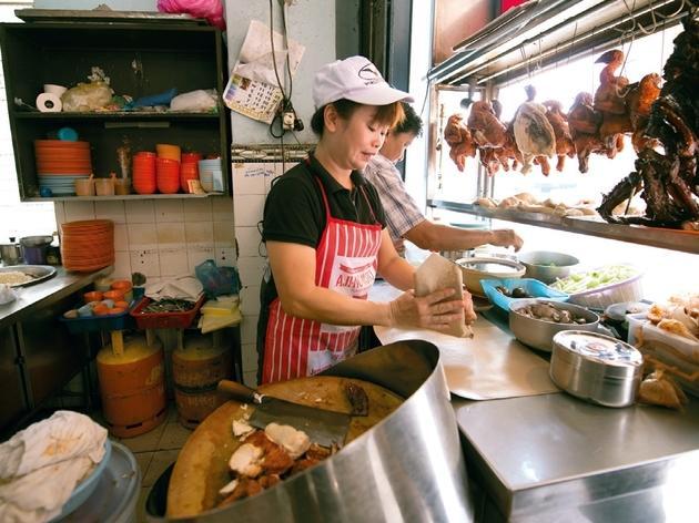 Kek Seng Coffee Shop