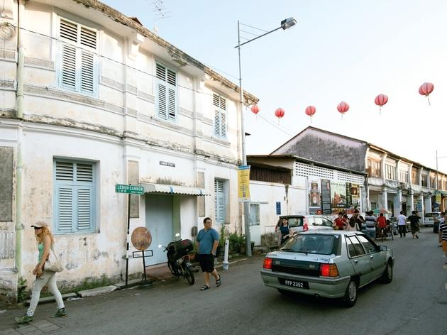 Cannon Street, George Town