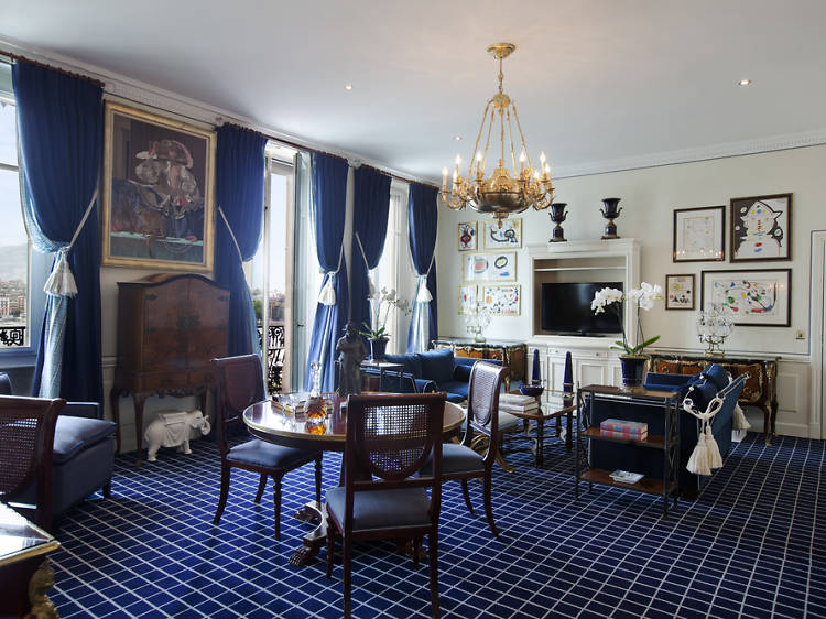 Recommended Geneva hotels