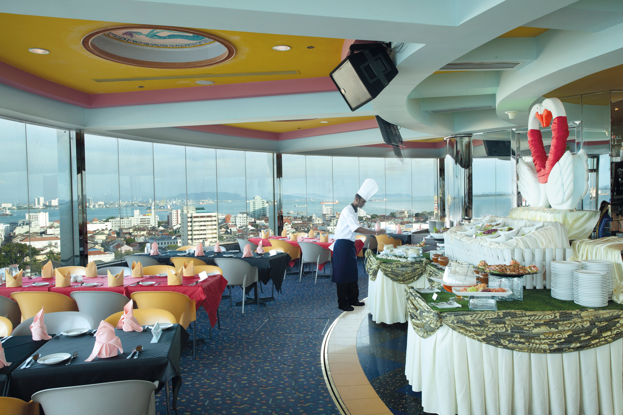 Three Sixty Revolving Restaurant
