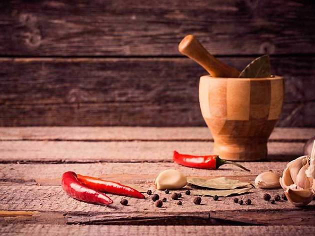 Film & Cook 2014: La cocina de la ciudad de México