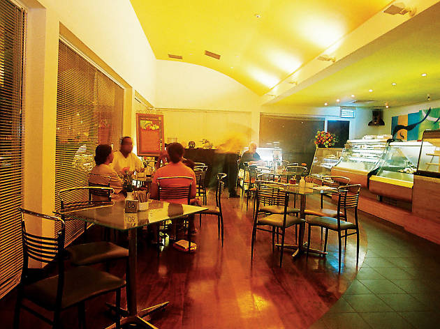 Café 64 is a café in Colombo
