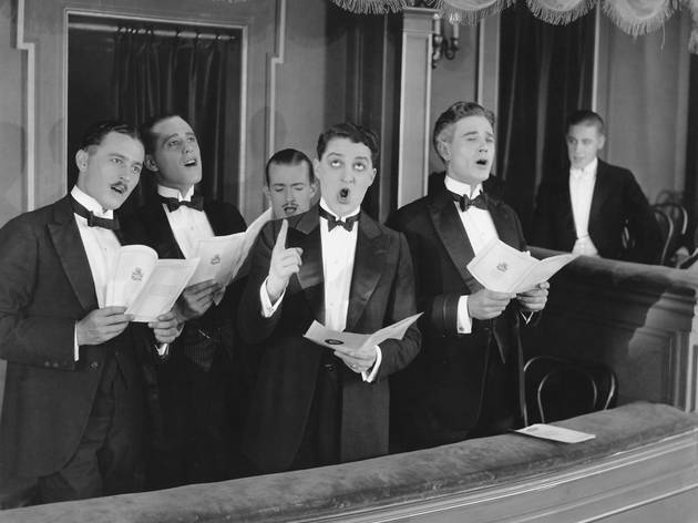 Barcelona Gay Men's Chorus Auditions