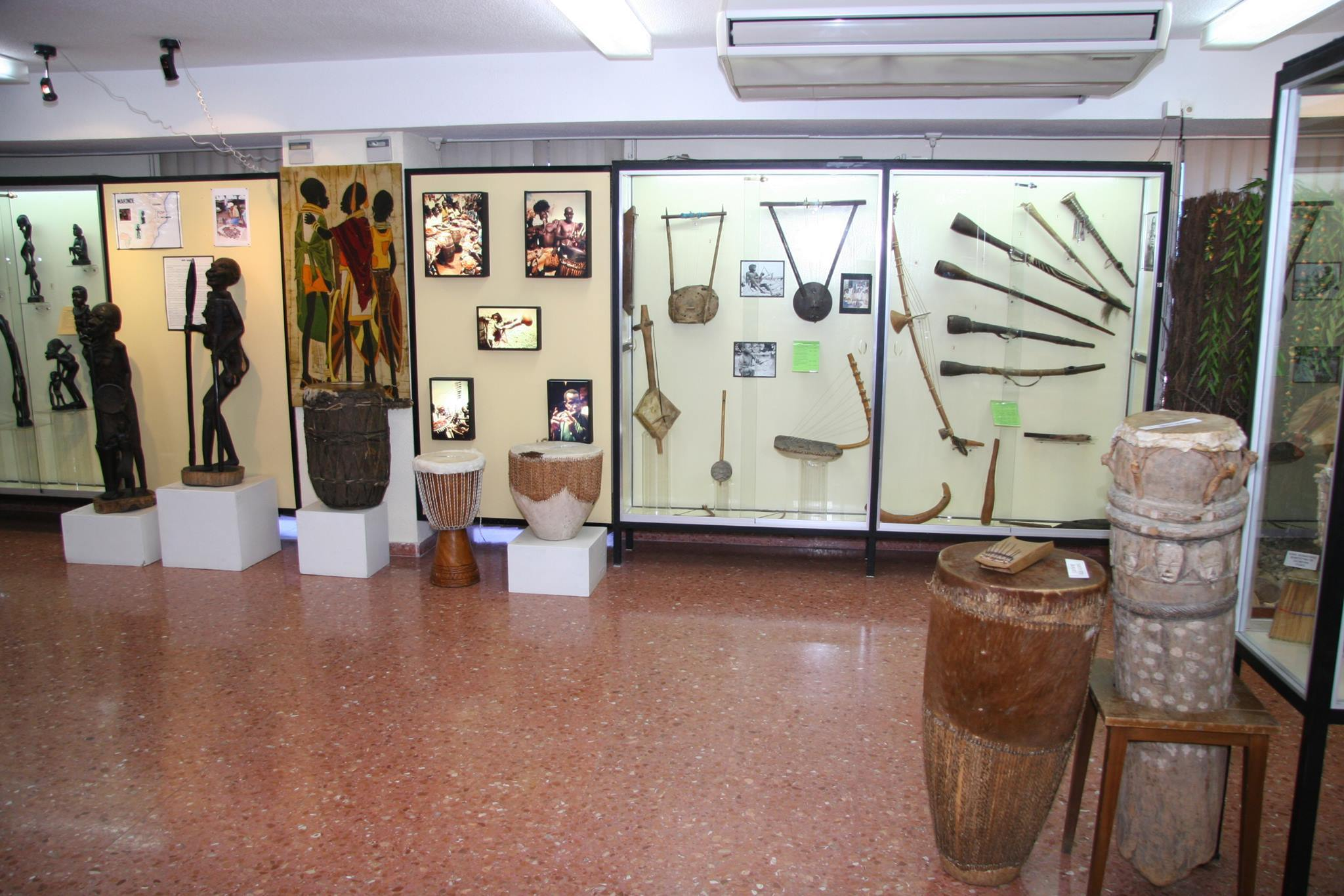 Museo Africano Mundo Negro