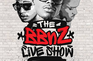 The BBnZ concert Hip Hop Festival