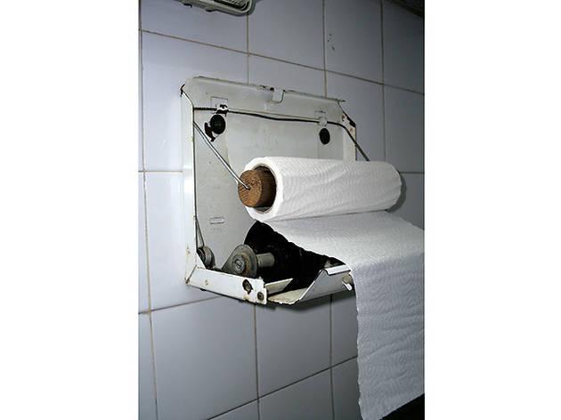 Bar bodega Cal Pep wc