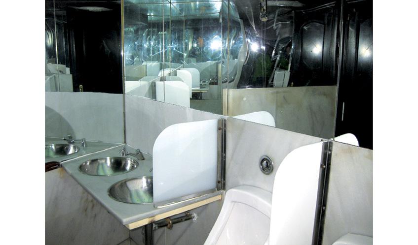 Bosc de les fades wc