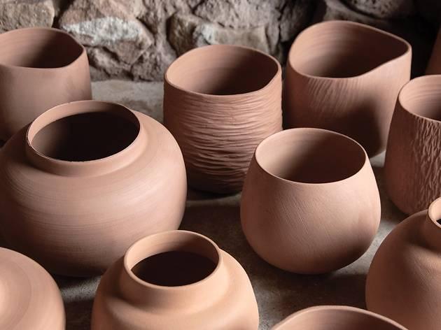 La ceràmica de Paco Orti