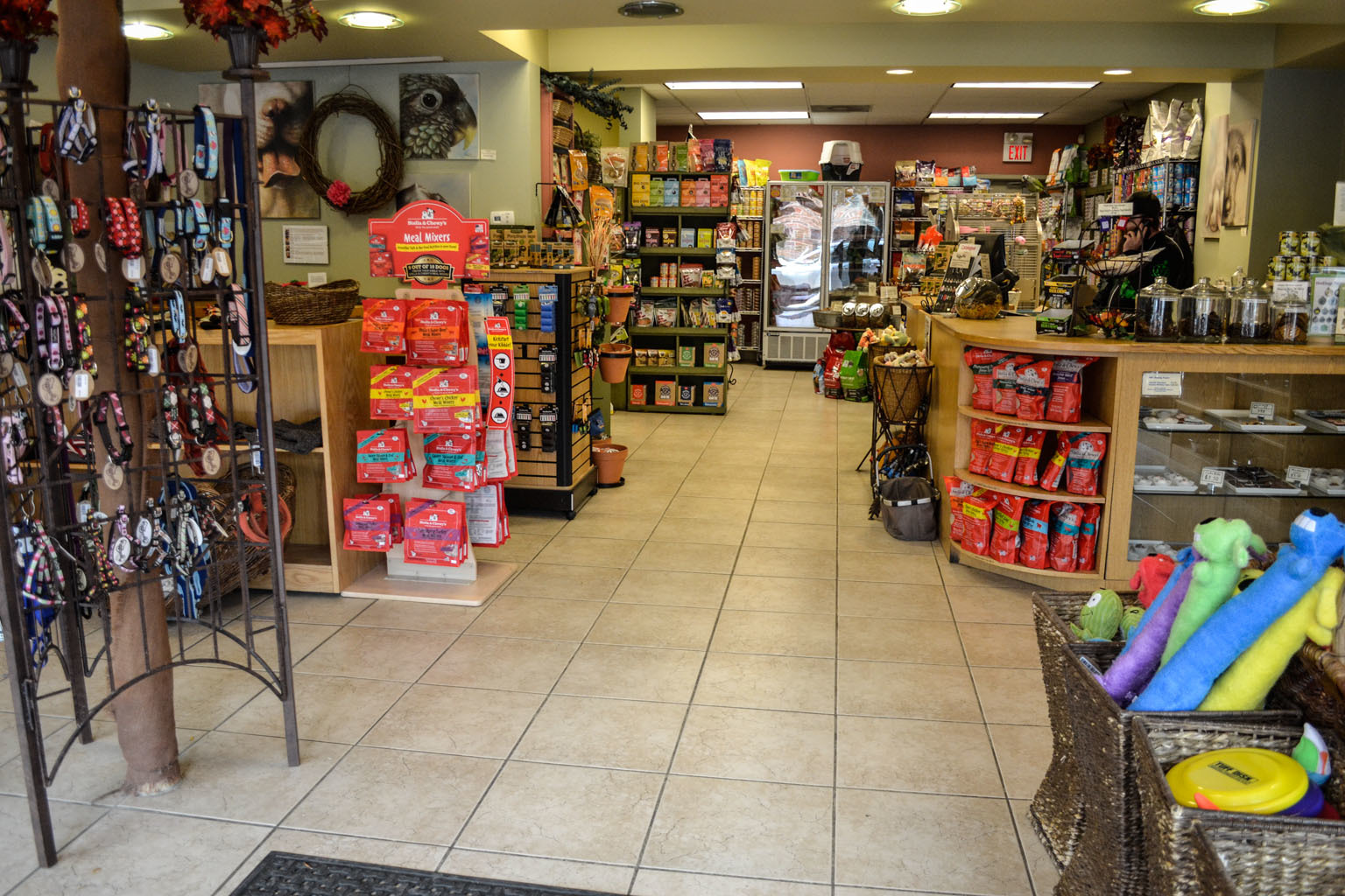 Wiggleyville Pet Supply Store