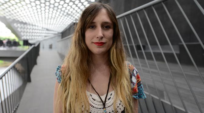 Romina Pons, gerente de Reactor 105.7