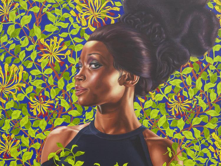 """Kehinde Wiley: A New Republic"""