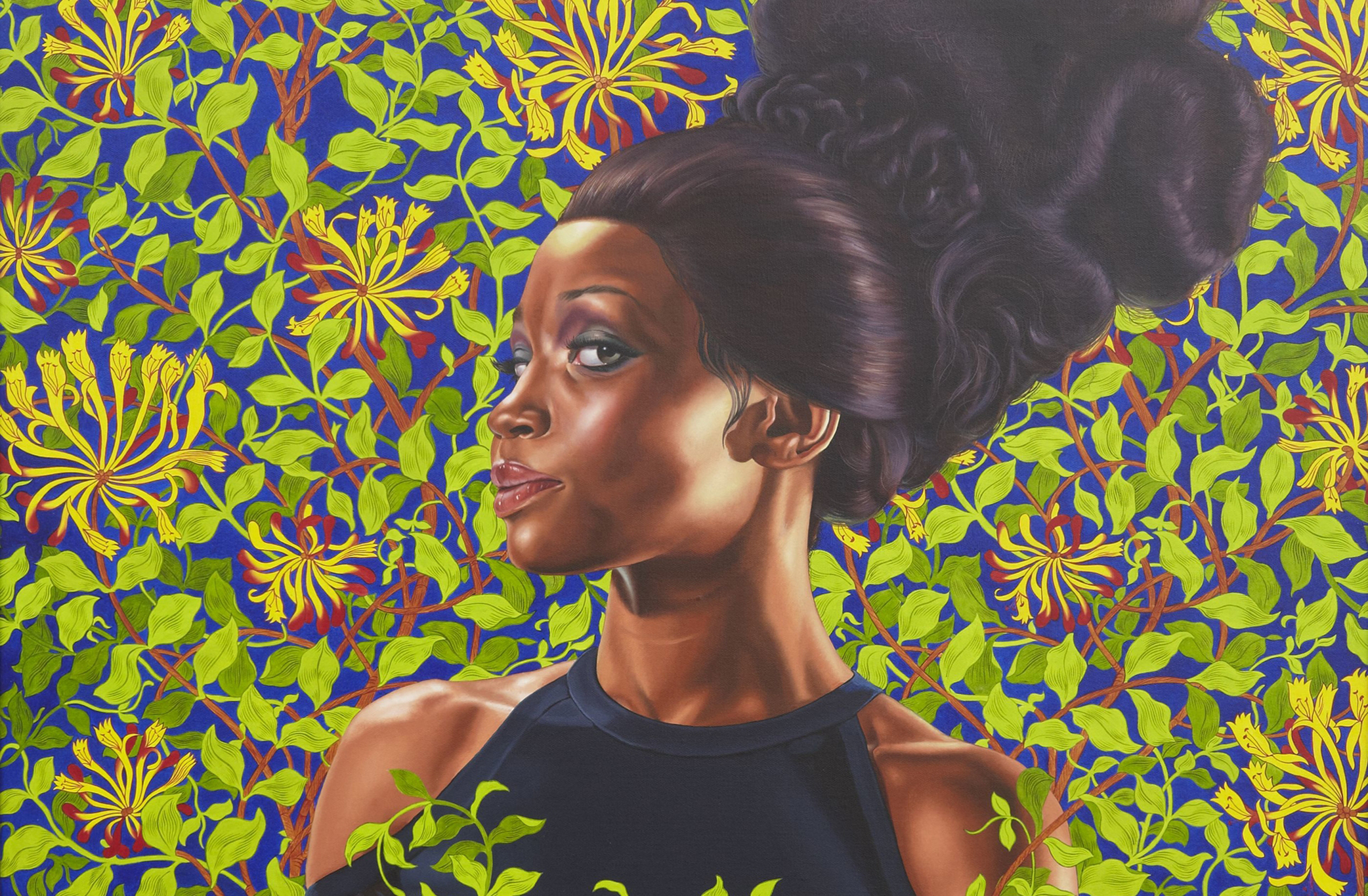 """Kehinde Wiley: A New Republic"""